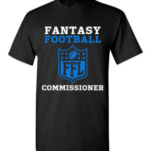 Fantasy Football Commissioner Shirt