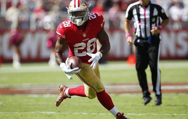 Carlos Hyde: Fantasy Football Breakout Star in 2016?